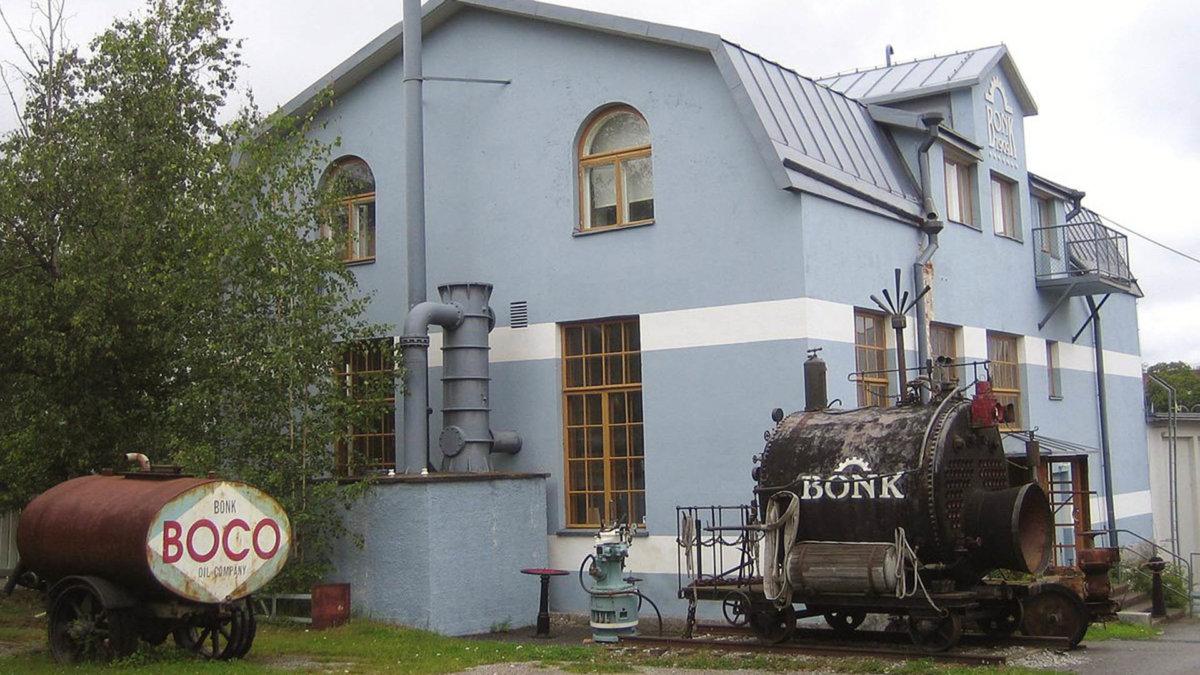 Uudenkaupungin Bonk-museo.