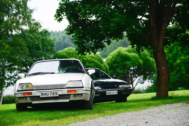 Citroën CX & XM
