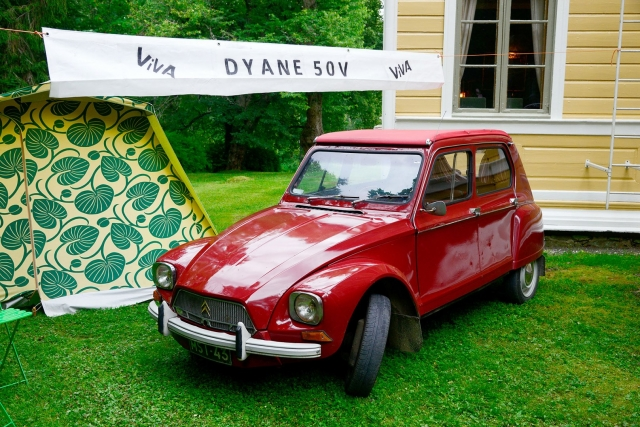 Citroën Dyane launched 50-years ago in 1967.